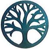 A tree of life symbol.